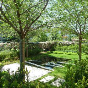 Úspěch české zahradní architektury