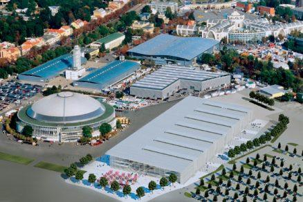 V Brně vyroste největší výstavní pavilon