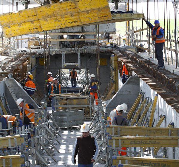 V roce 2012 stavební trh rekordně poklesne