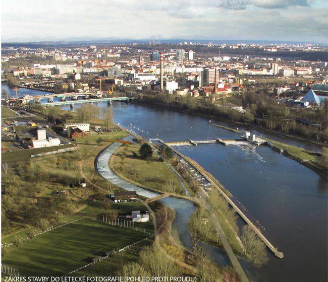 V Troji má u Vltavy vyrůst nový sportovní areál za 146 milionů