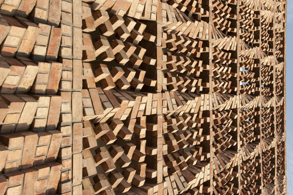 """Ve čtvrtém ročníku mezinárodní soutěže """"Brick Award 2010"""" se utkalo více než 260 projektů z 32 zemí"""