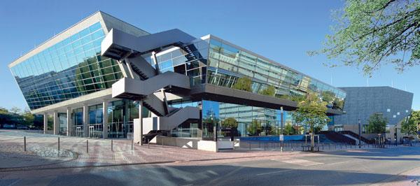 Vědecké a kongresové centrum v Darmstadtu