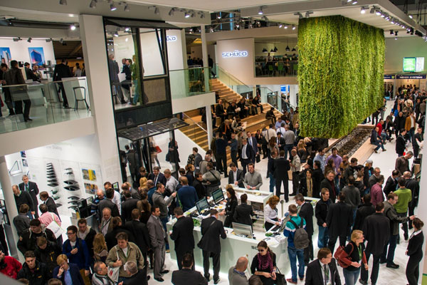 Veletrh BAU 2013: O novinky firmy Schüco byl rekordní zájem