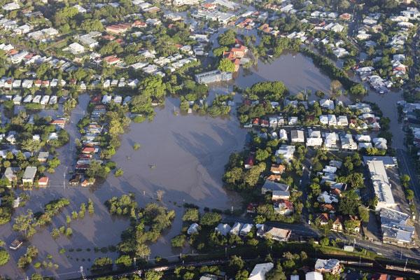 Veřejný prostor sídel zasažený povodní- díl 1.