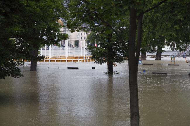 Veřejný prostor sídel zasažený povodní- díl 3.