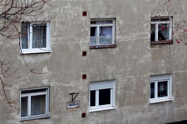 Větrání bytů atěsná okna  vsouvislostech