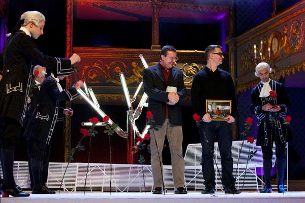 Vítězové Cen Czech Grand Design za rok 2010