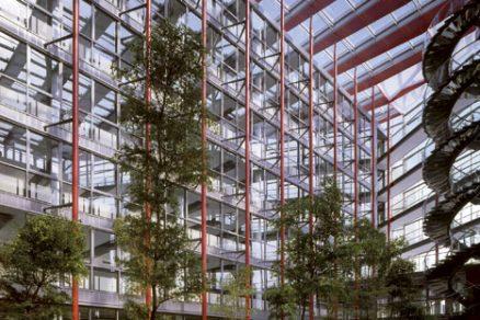 Vnitřní prostředí inteligentních budov