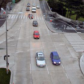 Vozovky s cementobetonovým krytem