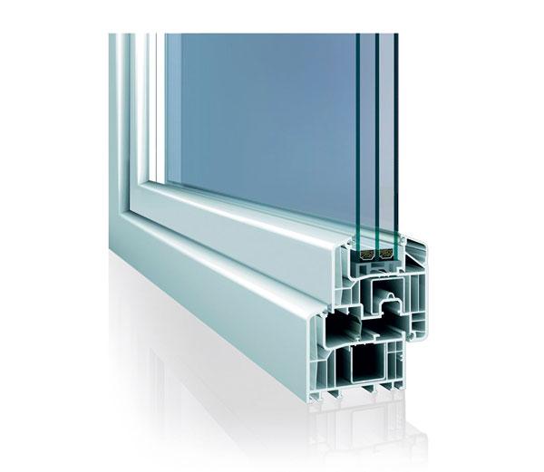 Vstříc úsporám snovým okenním profilem