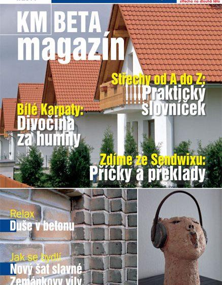 Vychází nový KM Beta magazín