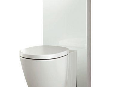 Výměna staré toalety bez stavebních úprav