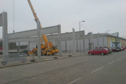 Výstavba CPI Retail Parku ve Vyškově zahájena