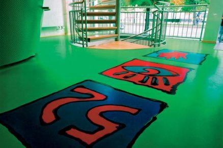 Využití polyuretanových podlah