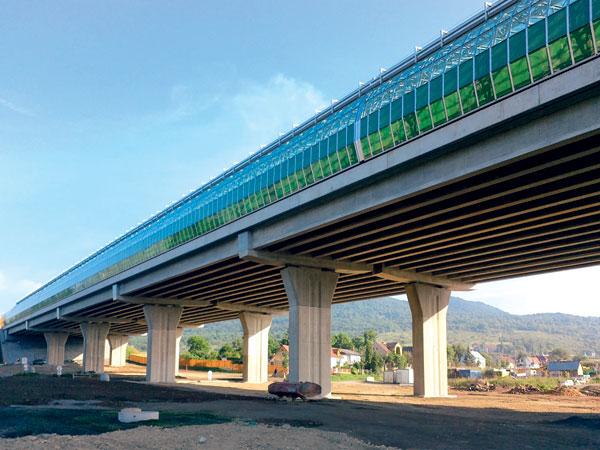 Využití prefabrikace pro mostní stavby