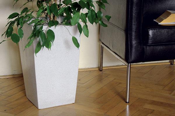 Využití speciálních betonů pro prvky  s estetickými požadavky