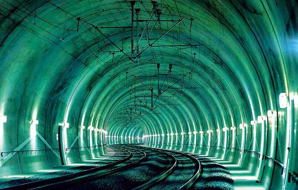 Vývoj podzemního stavitelství vČeské republice