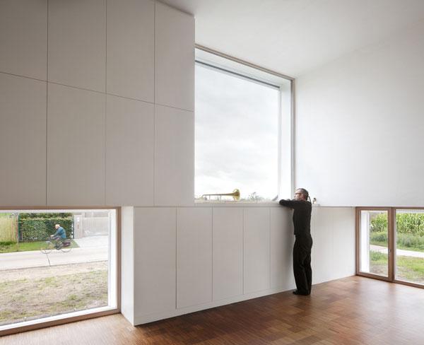 Za moderní architekturou do Belgie