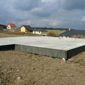 Zakládání energeticky úsporných staveb