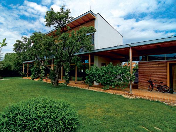 Základní princip energeticky efektivního domu