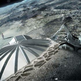 Základny na Měsíci by měly vzniknout pomocí 3D tisku
