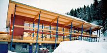 Zásady konstrukční ochrany plochých dřevěných střech