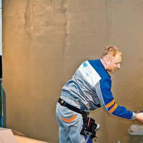 Zateplení fasádní deskou se speciální povrchovou úpravou