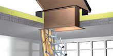 Zateplený výlez ROTO pro plochou střechu