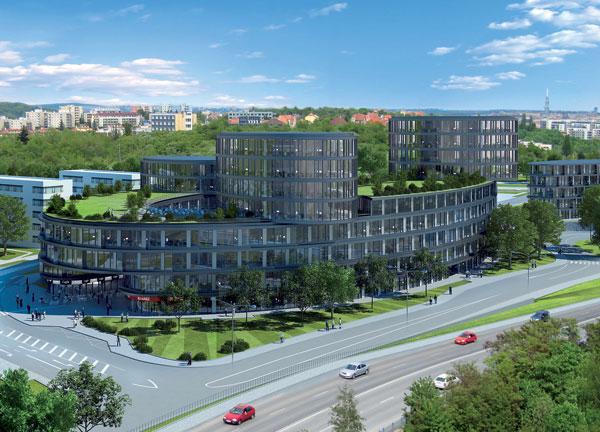 Zelené budovy acertifikace