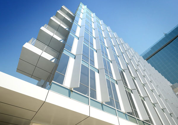 Zelené budovy jsou jasným trendem