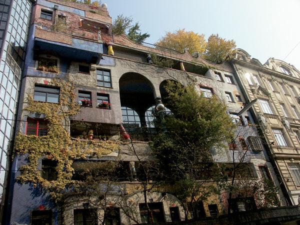 Zelené oázy na střechách a terasách