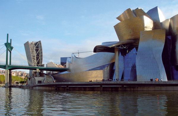 Zlatý lev za celoživotní dílo FrankuGehrymu