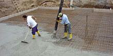 Značkový beton pro rodinný dům
