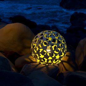 Poskládejte si korálové svítidlo