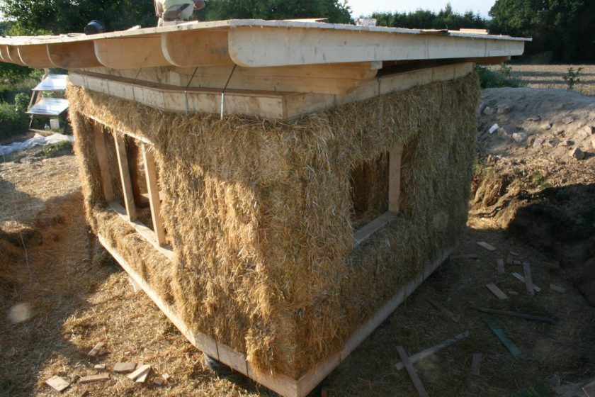 Nízkoenergetické domy z přírodních materiálů