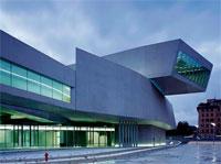 Muzeum umění MAXXI od Zahy Hadid