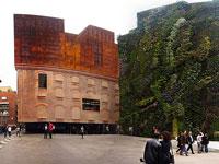 CaixaForum v Madridu (Herzog & de Meuron)