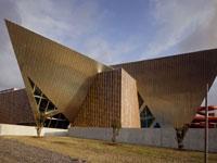 Nákupní centrum od Daniela Libeskinda